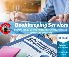 Get valuable insights and live one-on-one conversations with an experienced #bookkeeper who  understand your business. We specialize in online #accounting tools coupled with our high-level  #bookeeping services and serves #QuickBooks bookkeeping services from small to large scale  #business firms. Quickbooks is a complete cloud-based accounting solution that saves your time on bookkeeping, reporting, and #financial management. Quickbooks Online, Bookkeeping Services, Financial Statement, Cloud Based, High Level, Understanding Yourself, Accounting, Budgeting, Insight