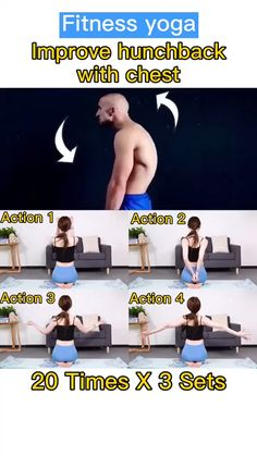 Full Body Gym Workout, Gym Workout Tips, Easy Workouts, Workout Videos, Bed Workout, Face Yoga Exercises, Stretches, Gymnastics Workout, Gym Workout For Beginners