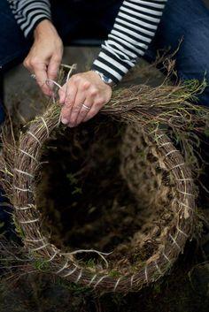 Basket making - Tim Johnson