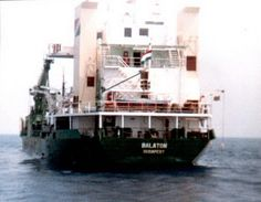 Hajóregiszter - Hajóadatlap: BALATON hajó