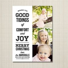 More Christmas cards here:  https://www.etsy.com/shop/westwillow?section_id=5576236