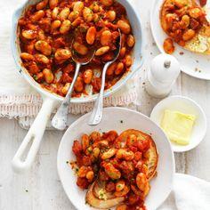 Smokey+Butter+Beans+with+Tomato+and+Chorizo