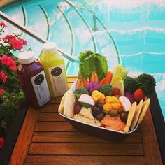 Colorful produce is a staple of an energizing diet. Hotel Four Seasons, Beverly Wilshire, Zero, Challenge, Diet, Colorful, Instagram Posts, Hotels, Banting