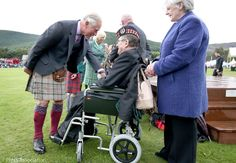 "British Royals on Twitter: ""The Duke and Duchess attended Ballater's annual Highland Games today @ClarenceHouse"
