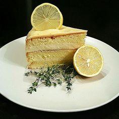 Торт с лимонным курдом и суфле рецепт – европейская кухня: выпечка и десерты. «Еда»