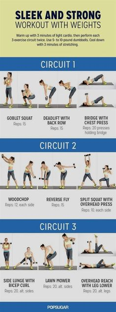 5 Incredible At Home Circuit Workouts