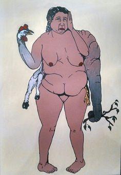 Luis chavez lugo. Paint