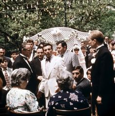 "Wedding - ""The Godfather I"" Coppola"