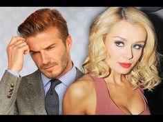 David Beckham allegedly raged against Katherine Jenkins' gong in foul-mo...