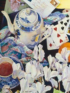 November Cyclamen | Flickr - Photo Sharing! Susan Abbott