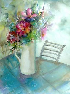 Le bouquet de Béatrice