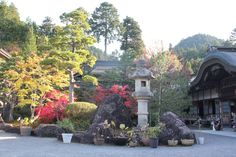 Mount Koya is the home of Shingon Buddhism. For an alternative and unique experience in Japan, stay overnight in a Koyasan temple with monks.