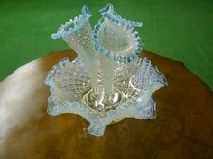 Epergne  I have one just like this!