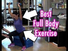 Best Full Body Exercise - YouTube