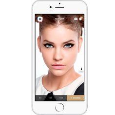 Coup de cœur France : l'application pour Smartphone Makeup Genius, L'oréal Paris