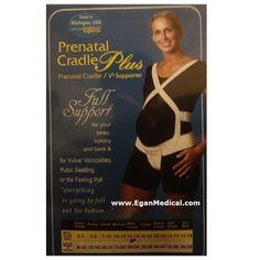 Prenatal Cradle Plus | www.EganMedical.com
