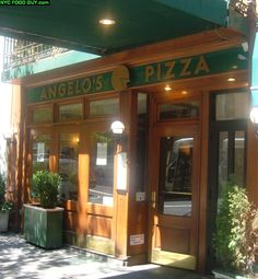 My absolute favorite restaurant ever - Angelo's in NYC. The Spaghetti Di Grano Duro Con I Vegetali is the best meal I have ever had! Need to go back soon!
