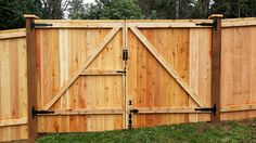 Image result for building a 6ft wide gate