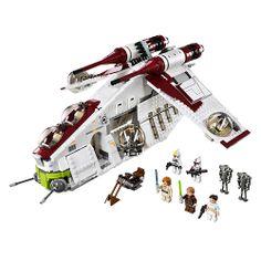 LEGO Republic LAAT Gunship