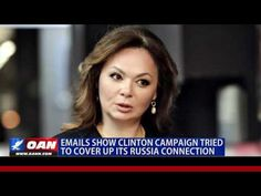 Emails: Clinton Campaign Tried to Cover Up Its Russia Connect - YouTube