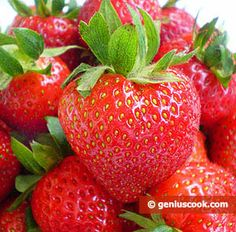 Strawberry | Useful Properties of Foods | Genius cook - Healthy Nutrition, Tasty Food, Simple Recipes