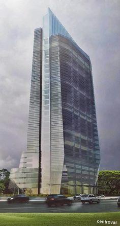 Satrio Tower at Satrio CBD, South Jakarta / Office / 30 floors / Under Construction (source: Skyscrapercity Jakarta Forum)