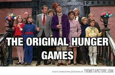 The Real Hunger Games…