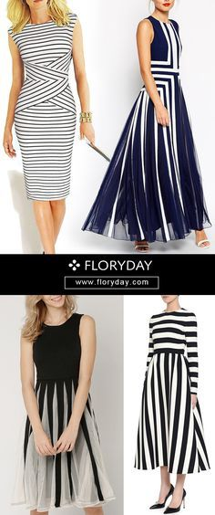 Look great everyday with casual Geometric print dresses collection. It's all about personality and comfort. You need to go be relaxed, carefree or informal to let go of that person you truly are! View more at: www.floryday.com