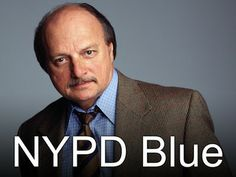 Mustache Movember - Dennis Franz as Detective Andy Sipowicz in NYPD Blue Dennis Franz, Detective, Nypd Blue, Tv Schedule, Watch Tv Shows, Fiction Novels, Great Tv Shows, Watch Full Episodes, Tv Shows Online
