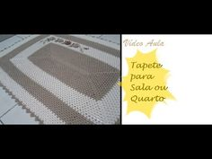 Tapete para Sala ou Quarto - YouTube