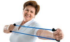 """Discovery Health """"5 Resistance Band Exercises for Seniors"""""""