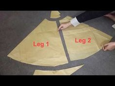 Sharara | Sharara Drafting,Measurements And Cutting Step by Step Tutorial | For Beginners| Pakistani - YouTube Fancy Blouse Designs, Dress Neck Designs, Sleeve Designs, Kalamkari Dresses, Sharara Designs, Embroidery Suits Punjabi, Kurti Sleeves Design, Stitching Dresses, Sewing Pants