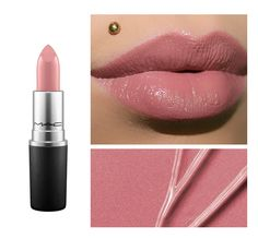 MAC CREMESHEEN LIPSTICK ~ creamy, balmy Lipstick formula w. a comforting feel, medium buildable coverage & a semi-glossy finish in 'MODESTY' a muted neutral pink Mac Cremesheen Lipstick, Pink Lipstick Shades, Mac Lipstick Colors, Best Mac Lipstick, Lipstick For Fair Skin, Natural Lipstick, Dark Lipstick, Lip Colors, Green Lipstick