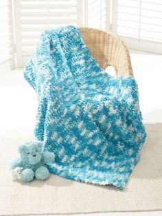 Crochet Patterns Galore - Baby Blanket