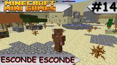 MINECRAFT MINI-GAMES - ESCONDE-ESCONDE - #14