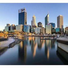 Elizabeth Quay - #Perth City