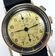 Vintage Breitling – Clock World Retro Watches, Cheap Watches, Vintage Watches, Cool Watches, Watches For Men, Fine Watches, Cartier, Breitling Chronograph, Gucci Watch