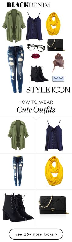"""""""August hottest outfit!"""" by beautykittycat16 on Polyvore featuring Sans Souci, Zimmermann, Michael Kors, Le Nom, Smashbox and Huda Beauty"""