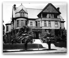 This house was the site of many early California Bahá'í events, including many gatherings during 'Abdu'l-Bahá's visit to California.