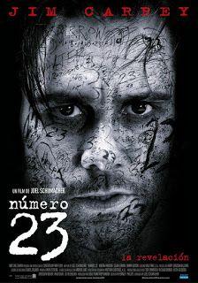 El Enigma Del Numero 23 Peliculas De Terror Peliculas De Suspense El Numero 23