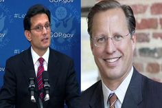Cantor Loses Primary Election to Tea-Party Challenger