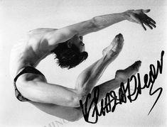 Malakhov, Vladimir - Signed Photo in Performance