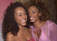 famous black sisters - Google Search - British Archer Danielle Brown and Spice Girl Sister Mel B.