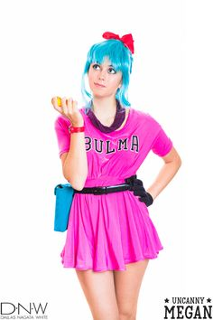 Bulma from Dragon Ball Cosplay http://geekxgirls.com/article.php?ID=6499