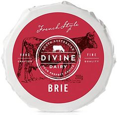 Divine Dairy has great cows.  - like this idea of the stamp for food packaging - it's great. L