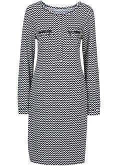 Šaty s dlouhým rukávem v široké nabídce u bonprix a4a547474e8