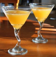 Passion fruit margaritas. Deliciously refreshing and easy to make - just add GOOD Juicery Sparkling Passion Fruit.