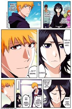 Hell, if this isn't them showing a hint of their hidden feelings then I don't know what it is. #IchiRuki