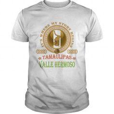 I Love  Valle Hermoso-Tamaulipas T-Shirts