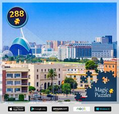 I've just solved this puzzle in the Magic Jigsaw Puzzles app for iPad. Image Storage, Ipad, Jigsaw Puzzles, Magic, Travel, Puzzle Board, Pictures, App, Photos
